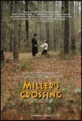 "Movie Posters:Crime, Miller's Crossing (20th Century Fox, 1990). One Sheet (27"" X 41"").International. SS. Advance. Crime.. ..."