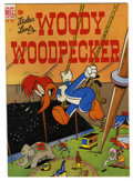 Golden Age (1938-1955):Cartoon Character, Four Color #188 Woody Woodpecker (Dell, 1948) Condition: VF....