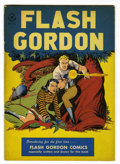 Golden Age (1938-1955):Science Fiction, Four Color #173 Flash Gordon (Dell, 1947) Condition: VG/FN....