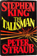 Books:First Editions, Stephen King with Peter Straub. The Talisman. [New York, etal.]: Viking / G. P. Putnam's Sons, [1984]. First trade ...