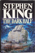 Books:First Editions, Stephen King. The Dark Half. London Sydney Auckland Toronto:Hodder & Stoughton, [1989]. First British and first wor...
