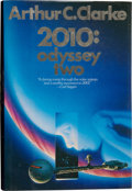 Books:Signed Editions, Arthur C. Clarke. 2010: Odyssey Two. New York: Del Rey / Ballantine Books, [1982]. First trade edition. Signed by ...