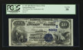 National Bank Notes:Maryland, Cumberland, MD - $10 1882 Date Back Fr. 545 The Citizens NB Ch. #(E)5332. ...
