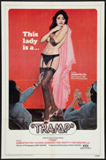 """Movie Posters:Adult, Tramp (Bunnco, 1974). One Sheet (27"""" X 41""""). Adult.. ..."""