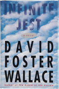Books:Signed Editions, David Foster Wallace. Infinite Jest. Boston New York TorontoLondon: Little, Brown and Company, [1996].. First edi...