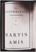 Books:Signed Editions, Martin Amis. The Information. New York: Harmony Books, [1995]. First edition. Signed by the author on the title ...