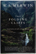Books:Signed Editions, W. S. Merwin. The Folding Cliffs. A Narrative. New York: Alfred A. Knopf, 1998. First edition. Signed and date...