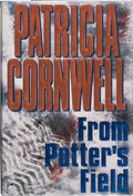 Books:Signed Editions, Patricia Cornwell. From Potter's Field. New York, et al.: Scribner, [1995]. First edition. Signed by the author ...