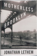 Books:Signed Editions, Jonathan Lethem. Motherless Brooklyn. New York, et al.: Doubleday, [1999]. First edition. Signed and dated by the ...