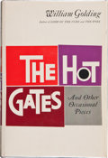 Books:First Editions, William Golding. The Hot Gates. And Other OccasionalPieces. New York: Harcourt, Brace & World, Inc., [1966].Fi...