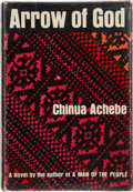 Books:Signed Editions, Chinua Achebe. Arrow of God. New York: John Day Company, [1967]. First American edition. Publisher's original bindin...