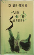 Books:Signed Editions, Chinua Achebe. Anthills of the Savannah. London: Heinemann, [1987]. First edition. Signed by the author. Publish...