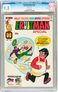 Silver Age (1956-1969):Humor, Fruitman Special #1 File Copy (Harvey, 1969) CGC NM- 9.2 Whitepages....