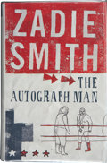 Books:First Editions, Zadie Smith. The Autograph Man. [London]: Hamish Hamilton,[2002]. First edition, first printing. Publisher's origin...