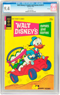 Bronze Age (1970-1979):Cartoon Character, Walt Disney's Comics and Stories #409 File Copy (Gold Key, 1974)CGC NM 9.4 White pages....