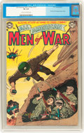 Golden Age (1938-1955):War, All-American Men of War #127 (#1) (DC, 1952) CGC VG 4.0 Cream tooff-white pages....
