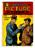 Platinum Age (1897-1937):Miscellaneous, Funny Picture Stories #2 (Comics Magazine, 1936) Condition: PR....