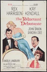 "The Reluctant Debutante (MGM, 1958). One Sheet (27"" X 41""). Comedy"
