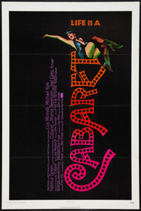"Cabaret (Allied Artists, 1972). One Sheet (27"" X 41""). Musical"