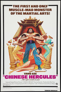 "Kung Fu Lot (Various, 1970s). One Sheets (8) (27"" X 41"") & Poster (20.5"" X 30.5). Action. ... (To..."