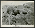 """Movie Posters:War, Gregory Peck in """"Pork Chop Hill"""" (United Artists, 1959). Photos (5)(8"""" X 10""""). War.. ... (Total: 5 Items)"""