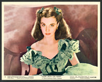 "Gone with the Wind (MGM, R-1967). Color Photos (8) (8"" X 10""). Academy Award Winners. ... (Total: 8 Items)"