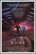 """Movie Posters:Science Fiction, Dune Lot (Universal, 1984). One Sheets (2) (27"""" X 41"""") Advance.Science Fiction.. ... (Total: 2 Items)"""