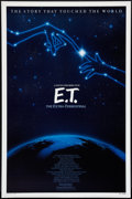 """Movie Posters:Science Fiction, E.T. The Extra-Terrestrial Lot (Universal, R-1985). One Sheets (5) (27"""" X 41""""). Science Fiction.. ... (Total: 5 Items)"""
