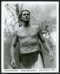 "Movie Posters:Adventure, Tarzan's Three Challenges (MGM, 1963). Photos (10) (8"" X 10"").Adventure.. ... (Total: 10 Items)"