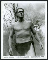 "Tarzan's Three Challenges (MGM, 1963). Photos (10) (8"" X 10""). Adventure. ... (Total: 10 Items)"