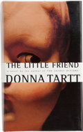 Books:Signed Editions, Donna Tartt. The Little Friend. New York: Alfred A. Knopf, 2002. First edition. Signed and dated by the author on ...