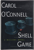 Books:Signed Editions, Carol O'Connell. Shell Game. New York: G. P. Putnam's Sons, [1999]. First edition. Signed by the author on the tit...