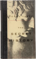 Books:Signed Editions, Donna Tartt. The Secret History. New York: Alfred A. Knopf, 1992. First edition. Signed by the author on the title...