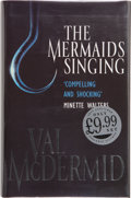 Books:Signed Editions, Val McDermid. The Mermaids Singing. [London]: HarperCollins Publishers, [1995]. First edition. Signed by the autho...