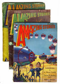 Pulps:Science Fiction, Amazing Stories Group (Ziff-Davis, 1930-31).... (Total: 15 Items)