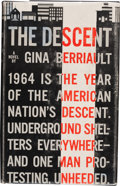 Books:First Editions, Gina Berriault. The Descent. New York: Atheneum Publishers,1960. First edition. Publisher's original binding and du...