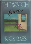 Books:Signed Editions, Rick Bass. The Watch. Stories. New York London: W. W. Norton & Company, [1989]. First edition. Signed by the a...