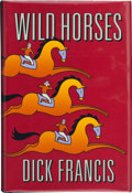 Books:Signed Editions, Dick Francis. Wild Horses. New York: G. P. Putnam's Sons, [1994]. First edition. Signed by the author on the hal...