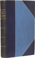 Books:Signed Editions, Sidney Herbert Williams and Falconer Madan. A Handbook of the Literature of the Rev. C. L. Dodgson (Lewis Carroll). ...