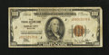 Fr. 1890-J $100 1929 Federal Reserve Bank Note. Fine-Very Fine