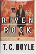 Books:Signed Editions, T. C. Boyle. Riven Rock. New York: Viking, 1998. First edition. Signed and dated by the author on the title ...