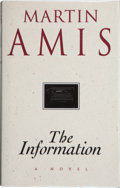 Books:Signed Editions, Martin Amis. The Information. London: Flamingo, 1995. First edition. Signed by the author on the title page....