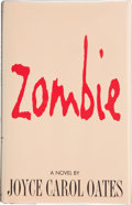 Books:Signed Editions, Joyce Carol Oates. Zombie. [New York, et al.]: A WilliamAbrahams Book / Dutton, [1995]. First edition. Signed by ...