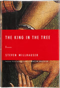 Books:First Editions, Steven Millhauser. The King in the Tree. ThreeNovellas. New York: Alfred A. Knopf, 2003. First edition.Publish...