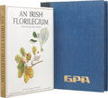 Books:First Editions, Charles Nelson and Ruth Isabel Ross. Illustrations by Wendy Walsh.An Irish Florilegium: Wild and Garden Plants of...