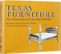 Books:First Editions, Lonn Taylor and David B. Warren. Texas Furniture. TheCabinetmakers and Their Work, 1840-1880....