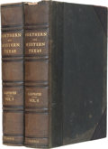 Books:First Editions, B. B. Paddock, editor. A Twentieth Century History andBiographical Record of North and West Texas.... (Total: 2Items)