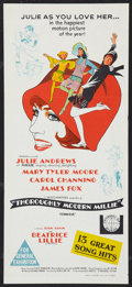 """Movie Posters:Musical, Thoroughly Modern Millie Lot (Universal, 1967). Australian Daybills(2) (13"""" X 30""""). Musical.. ... (Total: 2 Items)"""