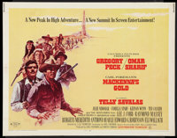 "Mackenna's Gold Lot (Columbia, 1969). Half Sheets (2) (22"" X 28""). Western. ... (Total: 2 Items)"