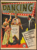 "Movie Posters:Musical, Dancing (Salon de Baile) (Producciones Zacarías S.A., 1952).Mexican One Sheet (27"" X 37""). Musical.. ..."